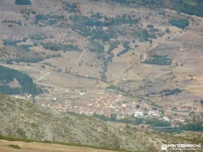 La Serrota - Valle de Amblés; excursiones ofertas viajes agosto nacimiento rio mundo sierra de graz